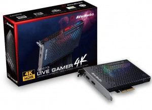 AVerMedia Rejestrator AVerMedia Live Gamer 4K 61GC5730A0AS