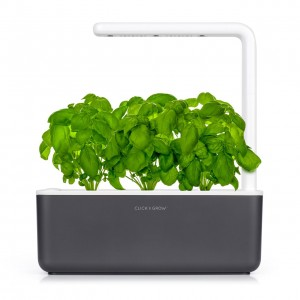 CLICK AND GROW Click&Grow Inteligentna doniczka Smart Garden 3 Dark Grey